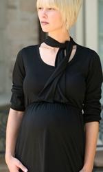 mama apple maternity dress